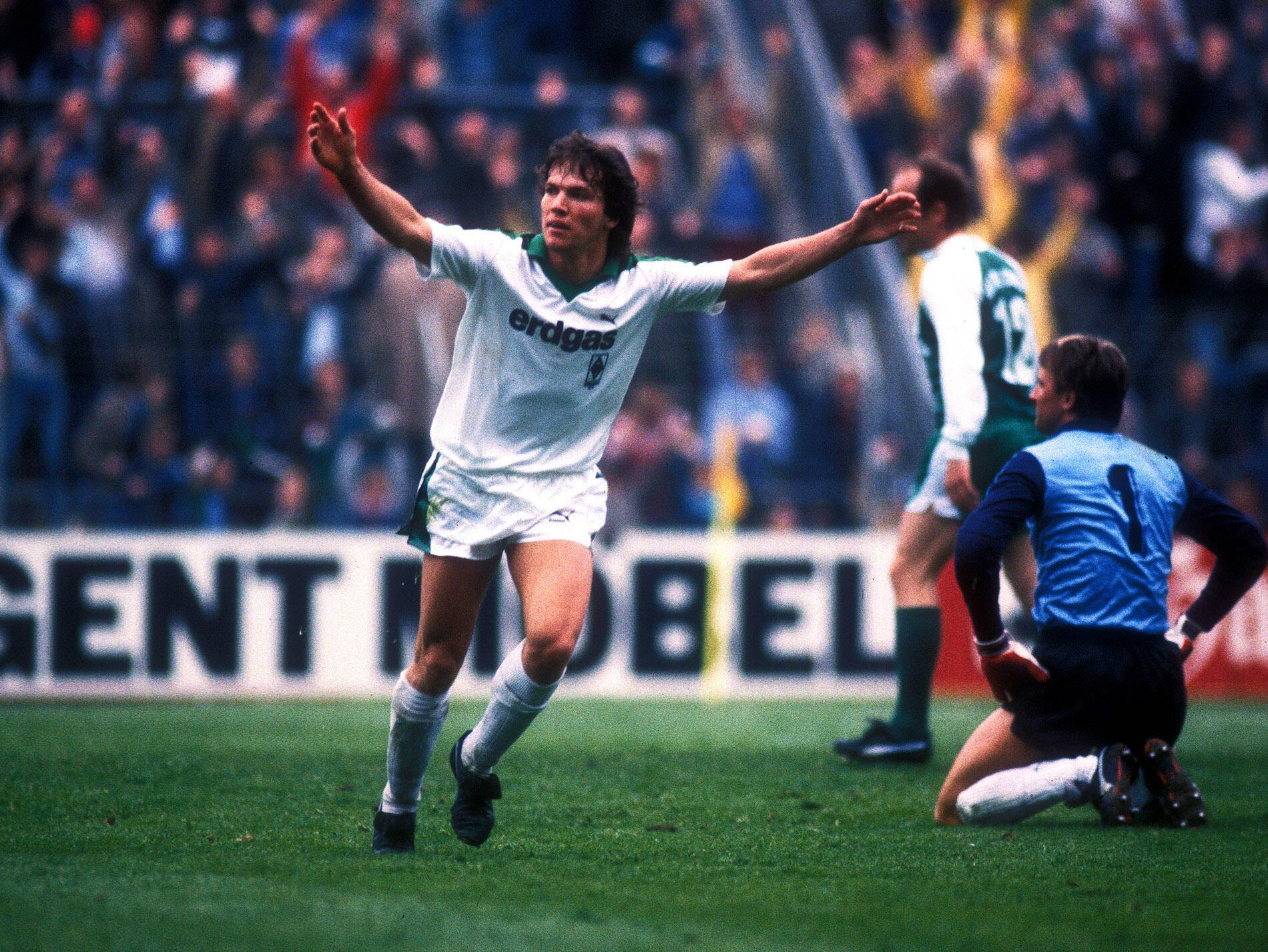 Lothar Matthäus in der HALL OF FAME des deutschen Fußballs ⚽
