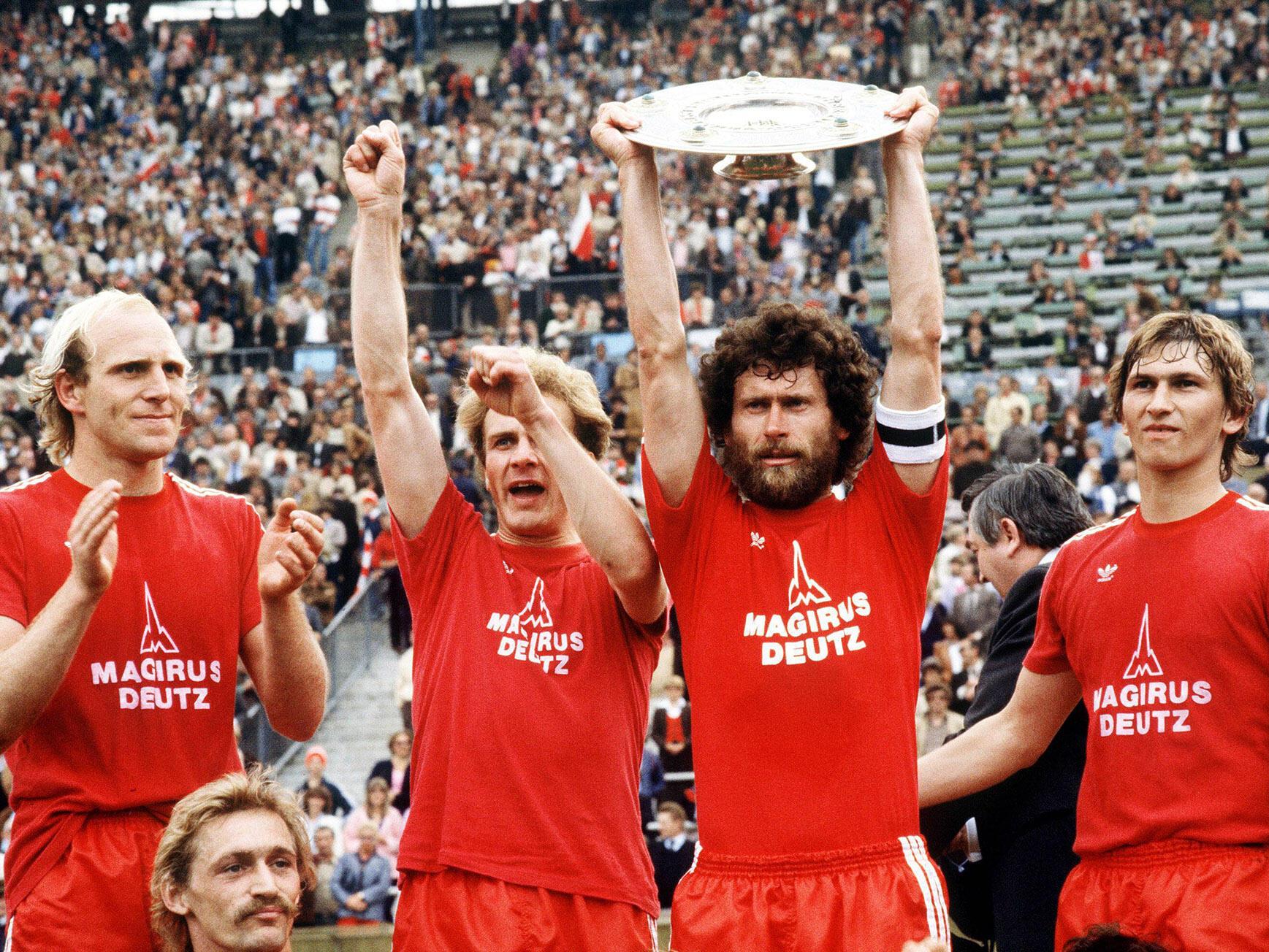 Paul Breitner In Der Hall Of Fame Des Deutschen Fussballs
